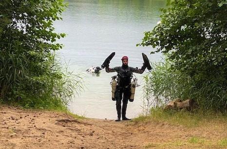 NSC, Dive, Sidemount