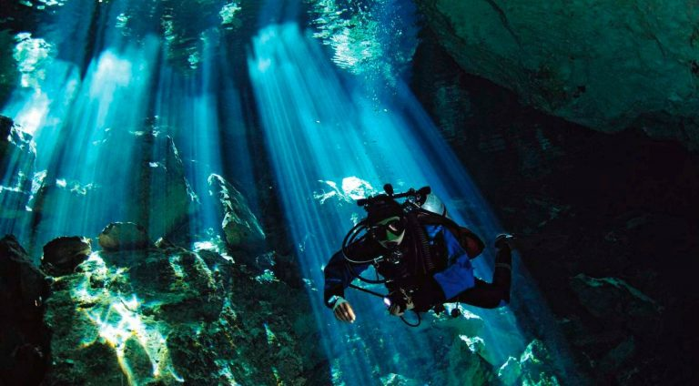 NSC, Dive, Cavern