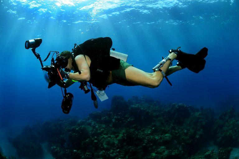 Photo, Video, Taucher, Diver, NSC